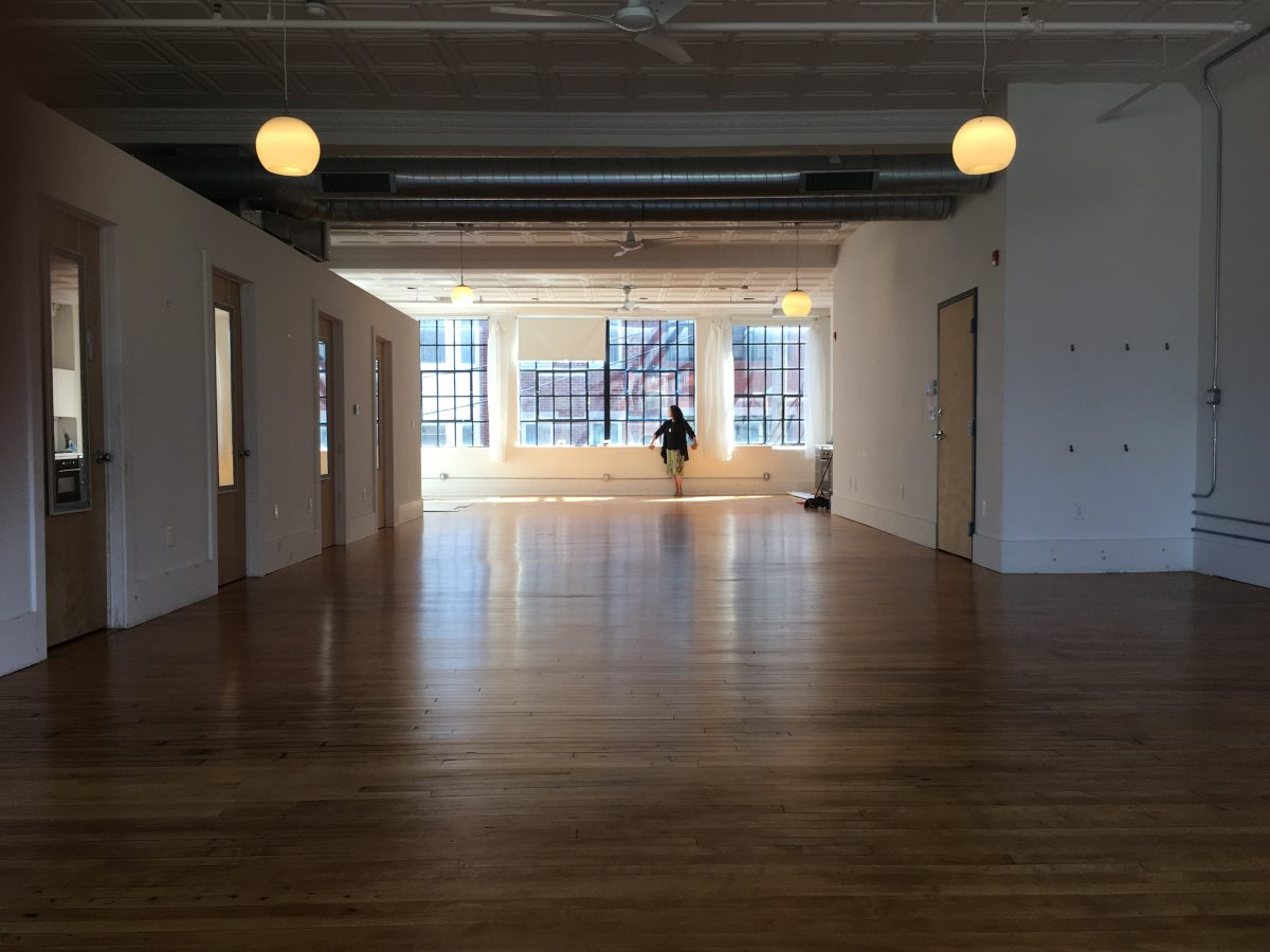 Cardell Dance Theater Studio Opening Performance
