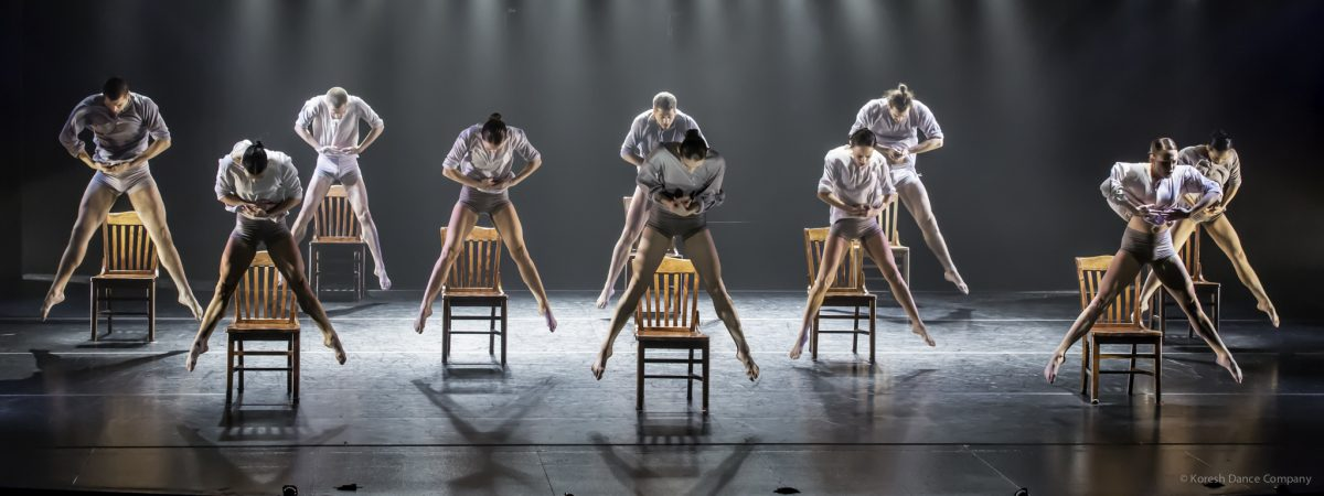 ONLINE – Koresh Dance Livestream Performance of Somewhere in Between