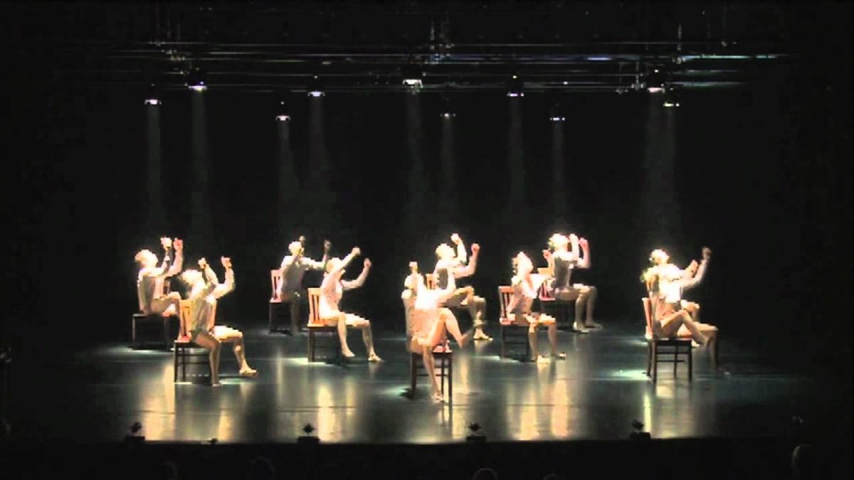 ONLINE – Koresh Dance: Through the Skin
