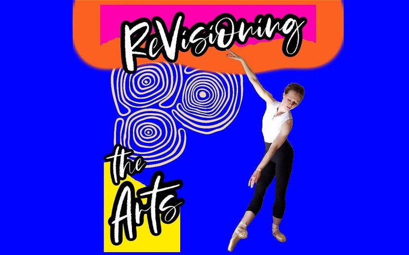 ReVisioning the Arts Podcast e1628016083867