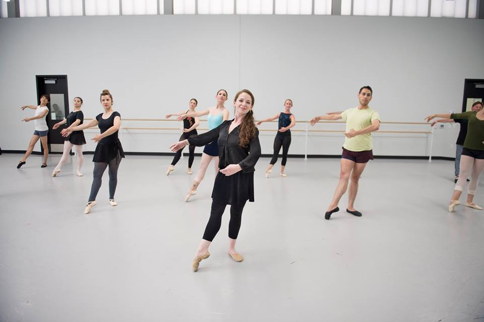 The School of Pennsylvania Ballet – Adult Intermediate Class with Jessica Kilpatrick