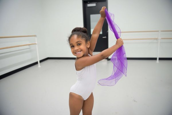 The School of Pennsylvania Ballet –  Creative Movement for ages 4-5