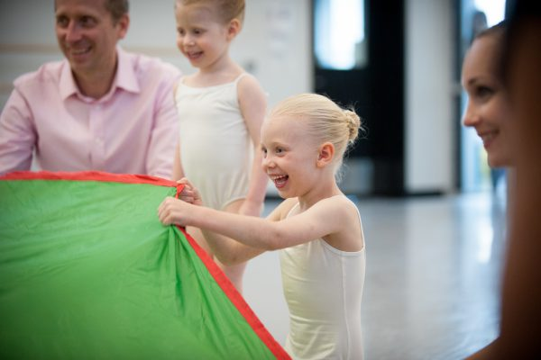 The School of Pennsylvania Ballet – Children's Program – Creative Movement for ages 3-4