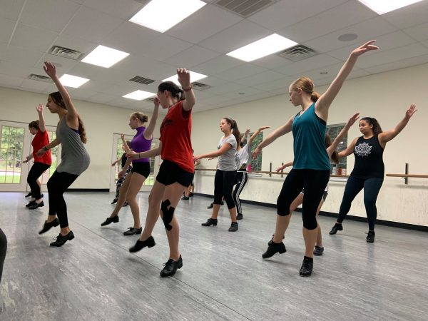 Open Company Tap Class with The Lady Hoofers