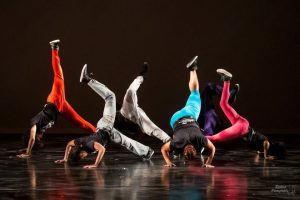 Just Sole Street Dance Theater - photo by Frank Bicking