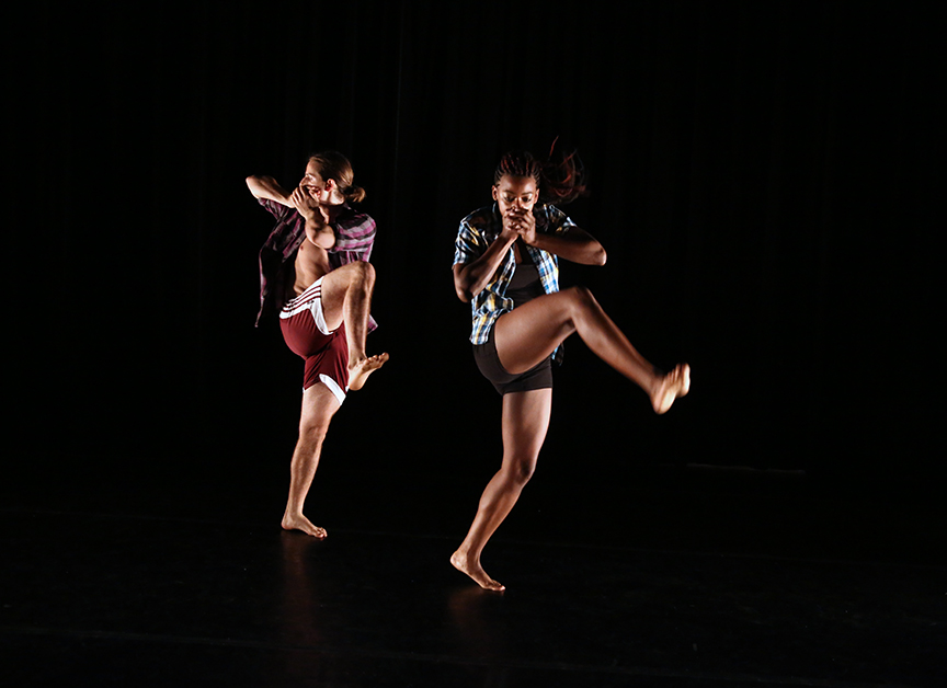 "RenZoku DanceWorks, Choreography by Lauren ""Ren"" Williams"
