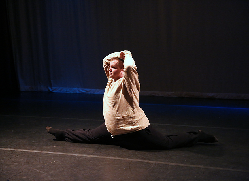 Choreography & Performance by Steven Clair