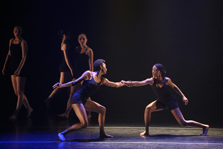 Koresh Youth Ensemble - Choreography by Melissa Rector - Photo by Bill Hebert