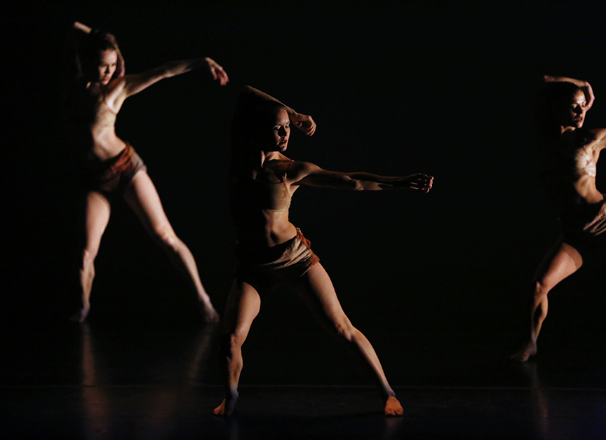 Koresh Dance Company - Choreography by Roni Koresh - Photo by Bill Hebert