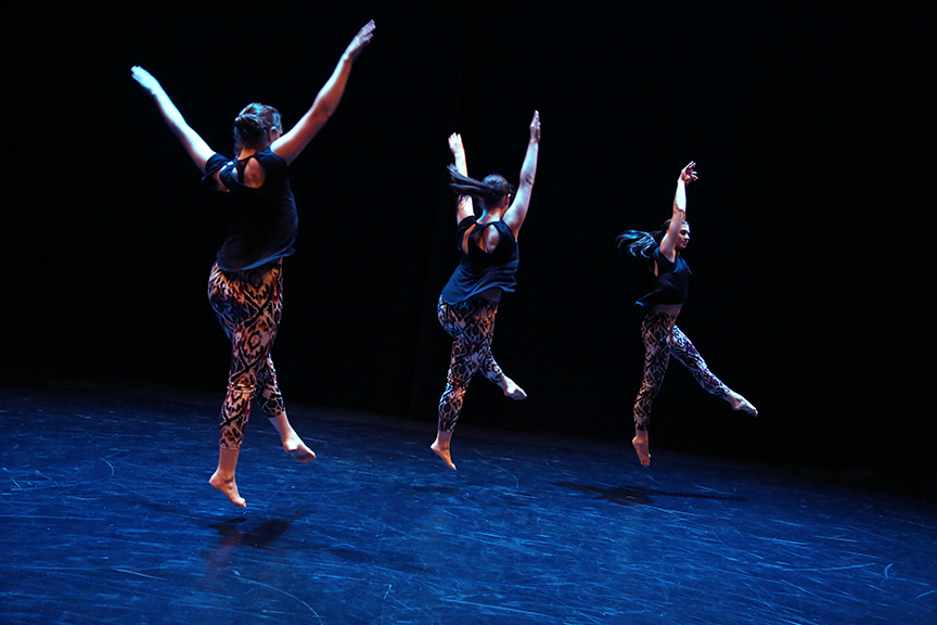 New Street Dance Group + The Radical Sound - Structurally Sound - Photo by Bill Hebert