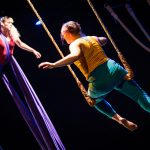 Tangle presents Points of Light,  a new collection of aerial dance stories, April 7-9