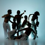 Kun-Yang Lin/Dancers Premiere  of Faith Project/The Door March 22-24