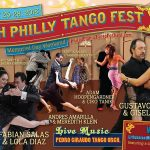 8th Annual Philly Tango Fest, May 25 - 28