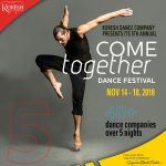 Roni Koresh's Mission with the Come Together Dance Festival