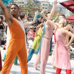 BalletX's First-Ever Block Party