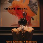 ARTIST HOUSE / Asya Zlatina + Dancers present CARRY ON, Virtually April 2 at 12:30 pm