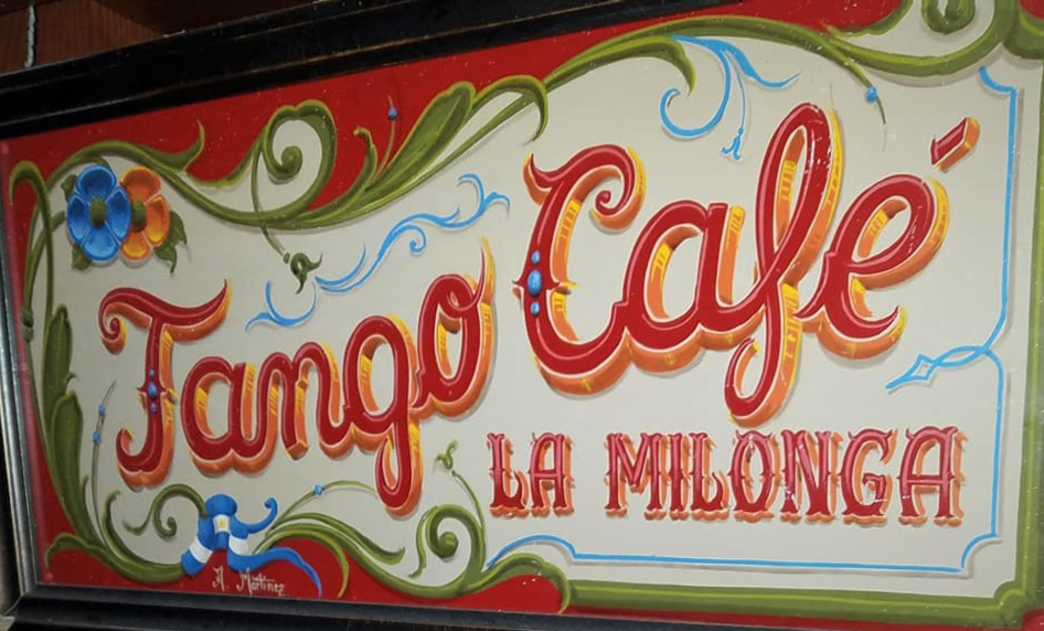Tango Café – Afternoons of Argentine Tango Dancing
